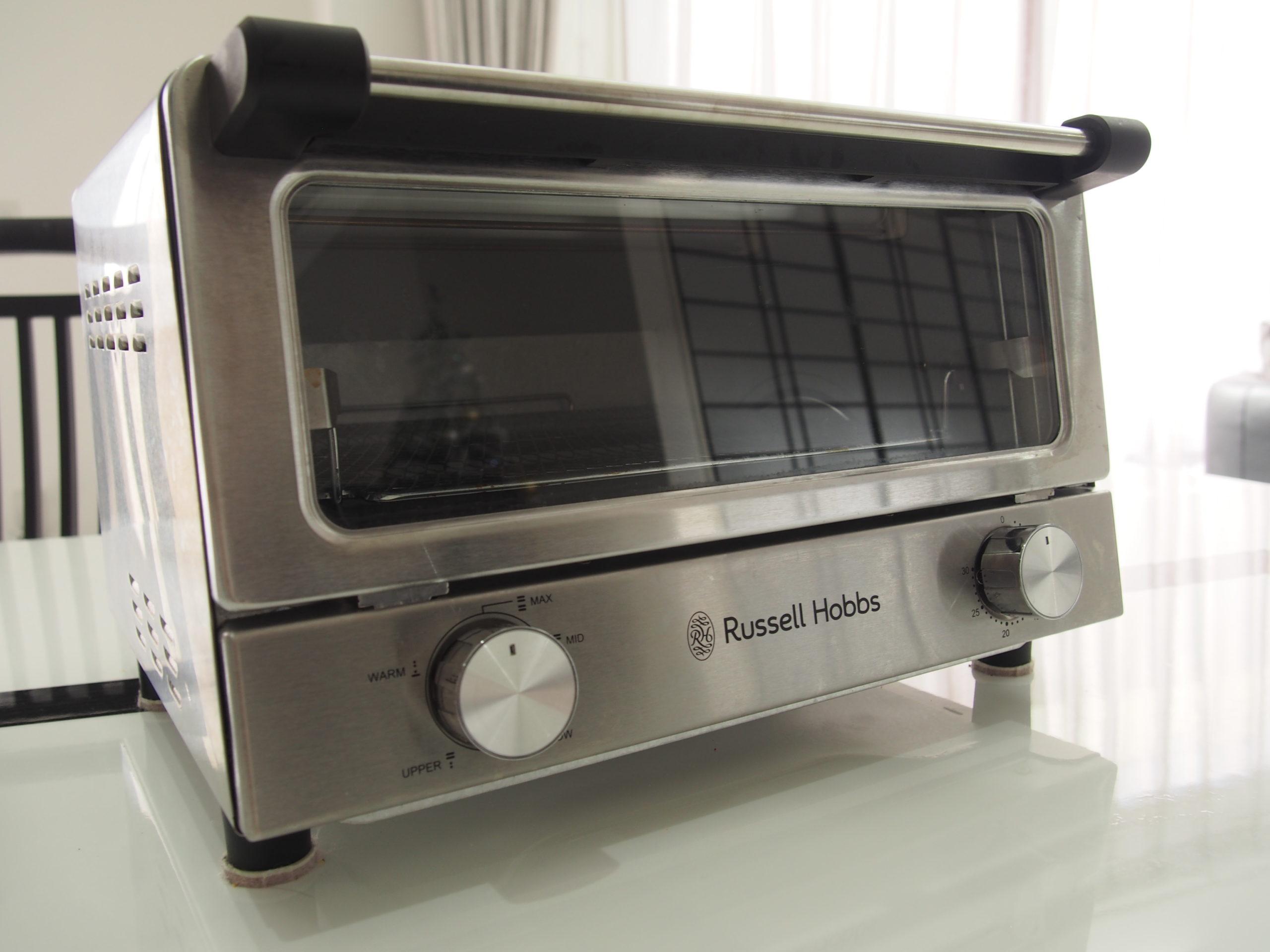 ラッセルホブスのオーブントースターの使い方は?温度調整や掃除方法も紹介!